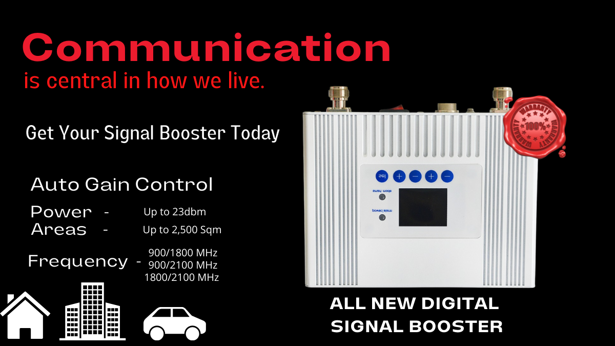 Pro2 Booster 900/1800 MHz (3)
